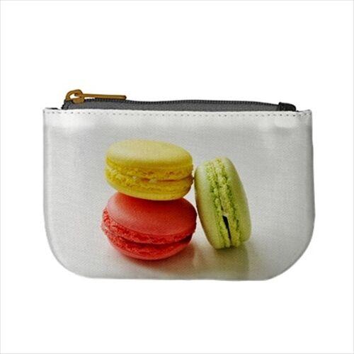 Macarons Girls Leather Cross body Sling Bag
