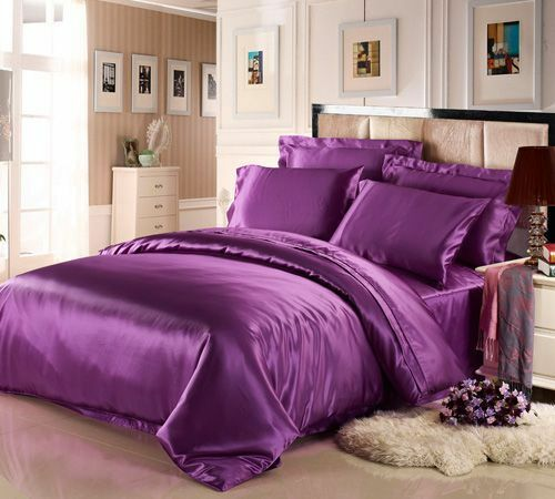 6db41653e6f5 Viceroy Bedding 7-piece Double Duvet Cover Sheet Pillowcases & Cushion Set  for sale online   eBay