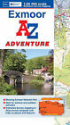 Exmoor Adventure Atlas by Geographers' A-Z Map Company (Paperback, 2013)