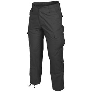 Helikon CPU Tactical Cargo Trousers Army Combat Patrol Mens Pants Security Black