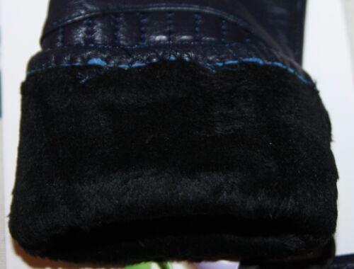 HOCHWERTIGE WEICHE DAMEN FRAUEN ECHT LEDER HANDSCHUHE GR S//M  art of polo
