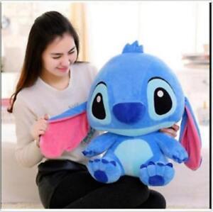 2018-NEW-Giant-Size-Disney-Blue-Lilo-stitch-stuffed-animal-Toy-doll-50CM