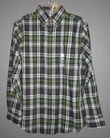 Class Club, Boy's Size 14, Multi-colored, Checked, Long Sleeved Bf Shirt