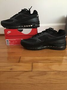 Details about Nike Air Max 97BW Black Metallic Hematite Size 9 New In Box AO2406 001