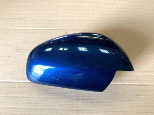 Vauxhall Vectra C Aile Coque Rétroviseur O//S DRIVER droit Ultra Blue Z 21B