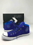 Sneakers-Men-039-s-Converse-Chuck-Taylor-All-Star-High-Top-Street-Canvas-Indigo-Blue thumbnail 1