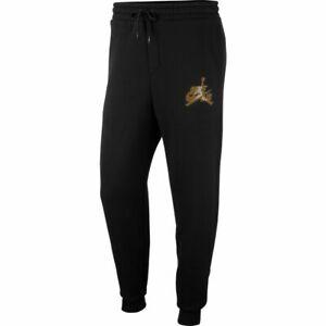 Details about NIKE AIR JORDAN VELOUR JACKET And Pants BLACK Metallic GOLD Men's Size Medium M