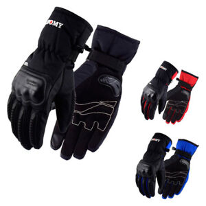 Guantes-para-Moto-Invierno-Impermeables-Urban-Scooter-Touring-Racing-Touchscreen