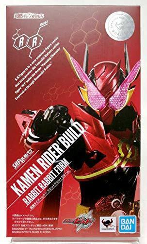 S.H.Figuarts Kamen Rider Build Rabbit Rabbit Form Soul Web Action Figure Bandai