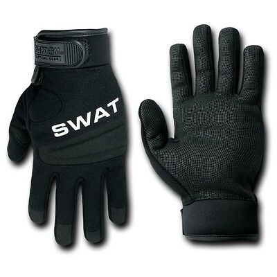 Black Assassin Level 5 Tactical Hatch Military Gloves Glove Pair S M L XL 2XL