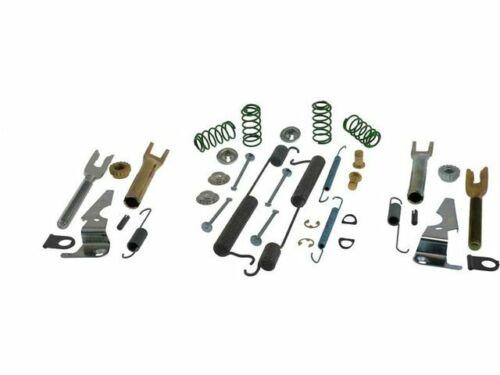 For 1988-1999 GMC C1500 Drum Brake Hardware Kit Rear 11166ZN 1990 1989 1991 1992