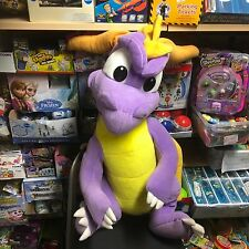 "LARGE XL Spyro The Dragon Plush Soft Toy 32"" Play By Play 2001 PlayStation"