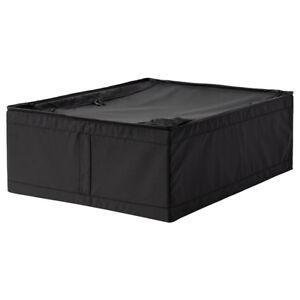 Ikea Skubb Tasche 44x55x19 Cm Schrankfach Box Aufbewahrung Fach Schwarz Neu Ebay