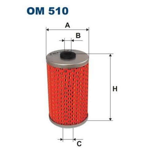 ÖLFILTER FILTRON OM 510