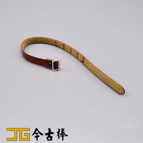 4 Color 1//6 Soldier Leather Belt Model WW II German Soldier Figures Toys