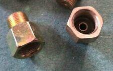 Fitting Metric M12X1 Female to M10 M10X1 Male Gauge Meter Adapter L-J49