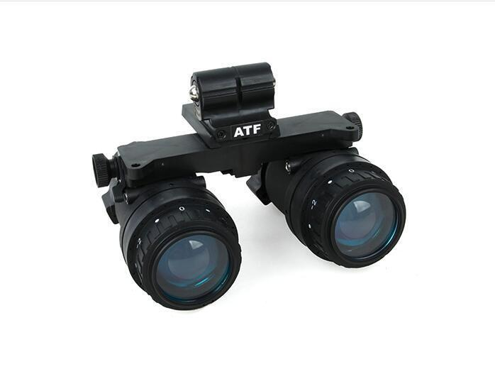TMC Tactical casco ANVIS 9 Noche Visión Goggle NVG Maniquí Modelo Kit de función no