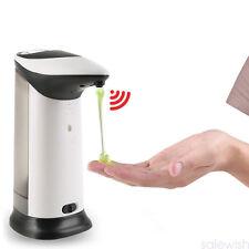 2107 Automatic Touchless IR Sensor Soap Sanitizer Lotion Liquid Dispenser 400ml