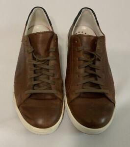 Mephisto-City-Hiker-Brown-Leather-Tennis-Shoes-US-Sz-8-5-EUR-Sz-8-EUC