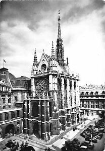 BR18158-Pairs-la-sainte-Chapelle-france