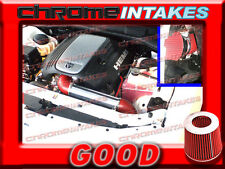 RED 05 06 07 08 09-15 CHARGER/MAGNUM/CHALLENGER/300 5.7/6.1 V8 COLD AIR INTAKE