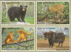 Un-new York 946-949 Block Of Four Unmounted Mint Never Hinged complete Issue