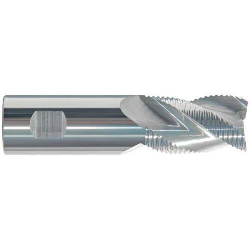 "RUSHMORE 1//2/""x 1-1//4/""LOC AlTiN Coat Carbide 3 Flute 37° Rough Single End Mill"