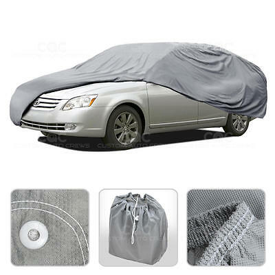 Car cover Auto Protection Sun Dust Proof Outdoor Indoor Breathable Size XXL