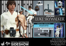 Hot Toys MMS297 1/6 Star Wars A New Hope Luke Skywalker Special Edition Figure