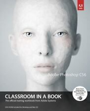 Classroom in a Book: Adobe Photoshop CS6 Classroom in a Book by Adobe Creative Team Staff (2012, Paperback / Mixed Media, Revised)