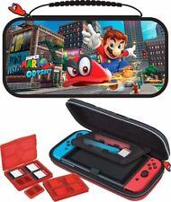 Artikelbild ALS SWITCH Travel Case Mario Odyssey Nintendo Switch Tasche Mehrfarbig
