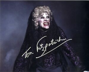 "Tom Fitzpatrick Insidious films Signed Autograph 8""x10 ..."