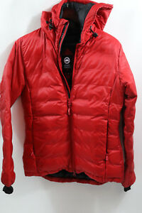 d5276cde7ac Details about Canada Goose Camp Hoody 5055L Size Small RETAIL $575