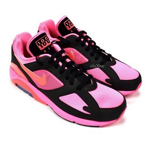 the best attitude 903dd 7d179 Image is loading NWT-Comme-des-Garcons-Nike-Air-Max-180-
