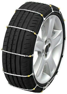 225 65 17 65r17 Tire Chains Cobra Cable Snow Ice Traction Penger
