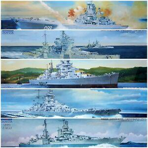 Trumpeter-1-350-Ship-Boat-New-Plastic-Model-Kit-1-350