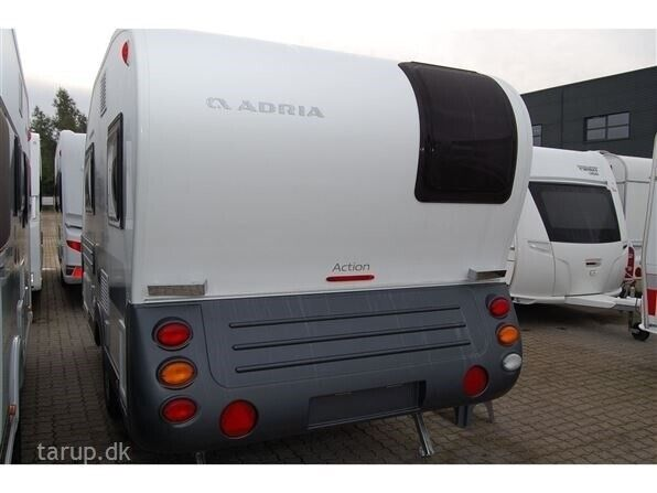 Adria Action 391 LH, 2022, kg egenvægt 975