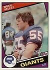1984 Topps Brian Kelley #319 Football Card