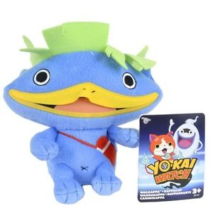 Yo-Kai-Watch-Walkappa-8-034-Plush-New-with-Tag