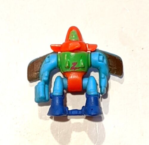 Vintage 1994 Mini-Zs Z-Bots Action Figures CHOOSE Combine Shipping! Galoob