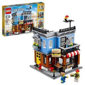LEGO-Creator-Rare-Corner-Deli-31050-New-amp-Sealed