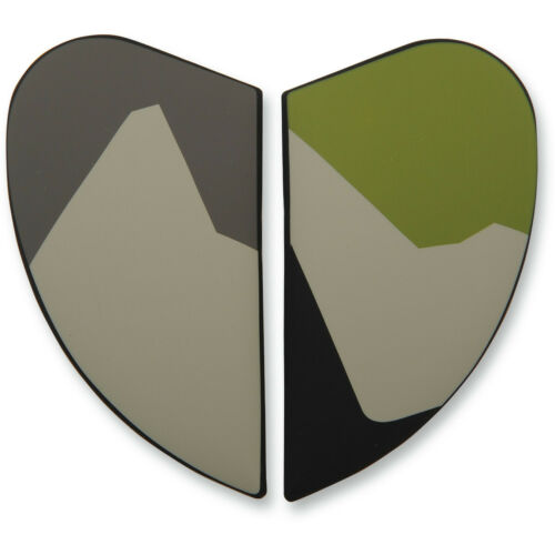 Icon Airframe Pro Helmet Replacement Sideplates Deployed Camo