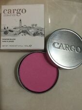 Cargo Cosmetics Powder BLUSH Full Size SHADE: Amalfi Bright Pink Boxycharm