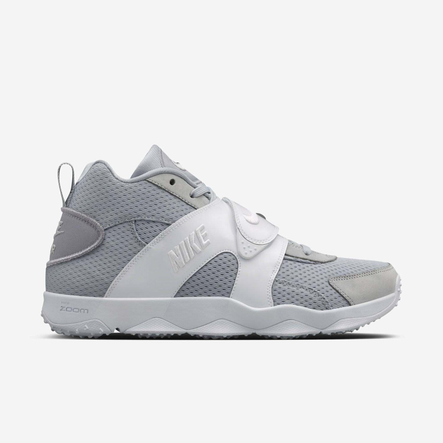 Men's Nike Air Zoom Veer Sz 10.5 SHIPPING Wolf Grey/White 844675-011 FREE SHIPPING 10.5 fad4ad
