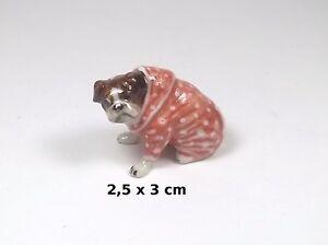 Chien Miniature En Porcelaine,collection, Vitrine, Hondje Comique A2-ch12 Ji3ynoho-08001454-843565237