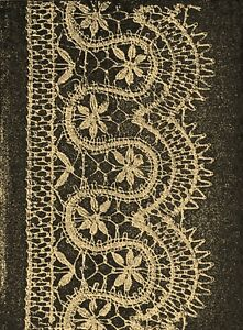 Torchon-Bobbin-Lace-Making-32-Patterns-Full-Instructions-Directions-Books-on-CD