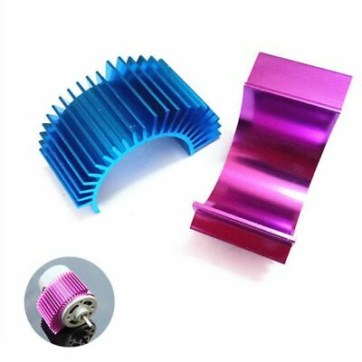 Durable Heatsink Radiator Motor Cooling 540 545 550 Size for 1//10 RC Car Boat