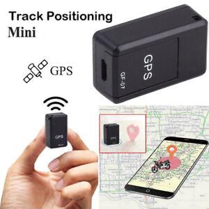LOCALIZZATORE SATELLITARE ANTIFURTO GSM GPRS GPS TRACKER MAGNETICO PER AUTO MOTO