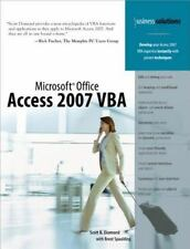 Microsoft Office Access 2007 VBA (Business Solutions)-ExLibrary