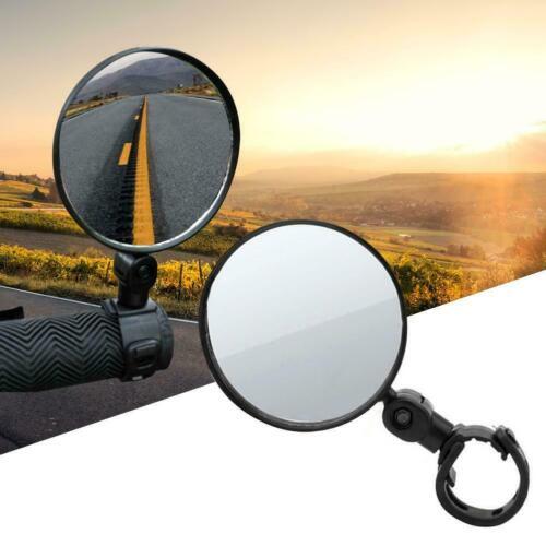 360° Adjustable Handlebar Flexible Rearview Mirror For Bike MTB Bicycle-Cycling.